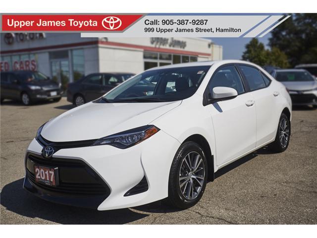 2017 Toyota Corolla LE (Stk: 74159) in Hamilton - Image 1 of 19