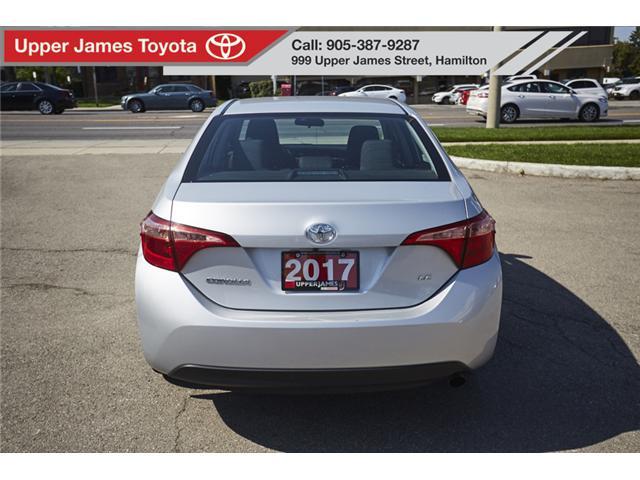 2017 Toyota Corolla LE (Stk: 74285) in Hamilton - Image 6 of 19