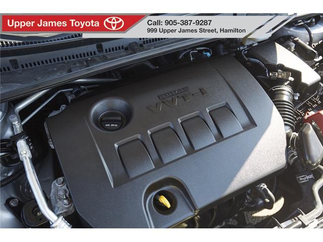 2017 Toyota Corolla LE (Stk: 74285) in Hamilton - Image 8 of 19