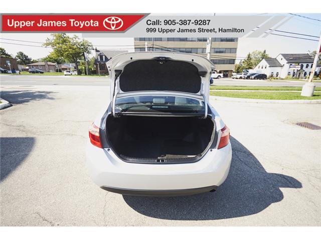 2017 Toyota Corolla LE (Stk: 74285) in Hamilton - Image 7 of 19