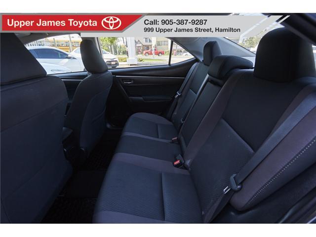 2017 Toyota Corolla LE (Stk: 74285) in Hamilton - Image 11 of 19