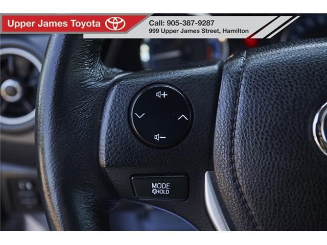 2017 Toyota Corolla LE (Stk: 74285) in Hamilton - Image 16 of 19