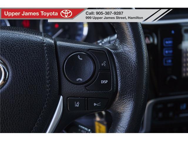 2017 Toyota Corolla LE (Stk: 74285) in Hamilton - Image 17 of 19