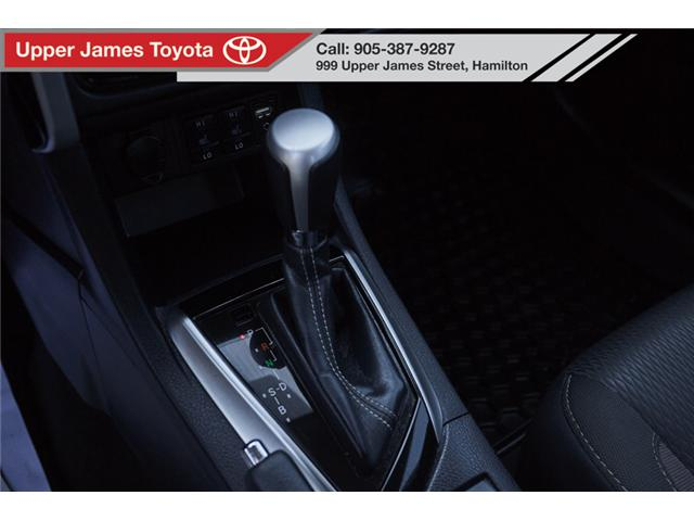 2017 Toyota Corolla LE (Stk: 74285) in Hamilton - Image 18 of 19
