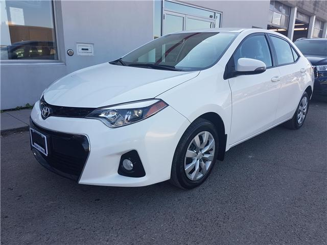2016 Toyota Corolla S (Stk: U00998) in Guelph - Image 1 of 30