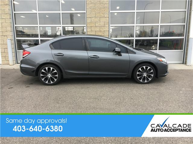 2013 Honda Civic Si (Stk: R58933) in Calgary - Image 2 of 21