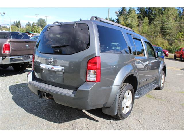 2008 Nissan Pathfinder SE (Stk: S271493A) in Courtenay - Image 4 of 10