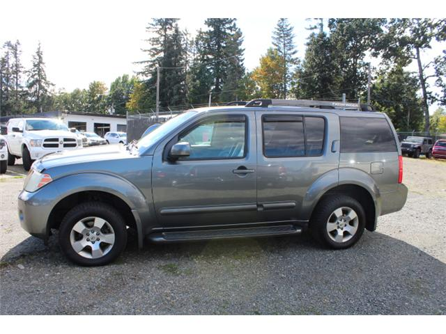 2008 Nissan Pathfinder SE (Stk: S271493A) in Courtenay - Image 9 of 10