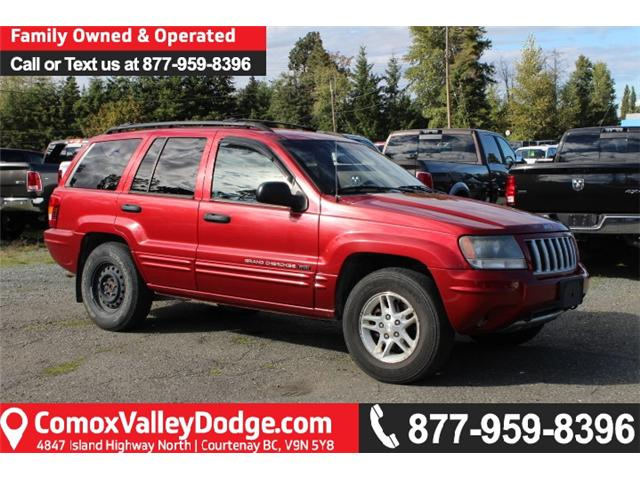2004 Jeep Grand Cherokee Laredo (Stk: L870873Z) in Courtenay - Image 1 of 9
