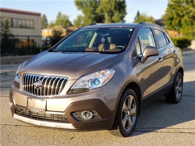 2013 Buick Encore Leather (Stk: 1809412) in Waterloo - Image 1 of 28