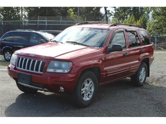 2004 Jeep Grand Cherokee Laredo (Stk: L870873Z) in Courtenay - Image 2 of 9