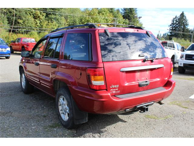 2004 Jeep Grand Cherokee Laredo (Stk: L870873Z) in Courtenay - Image 3 of 9