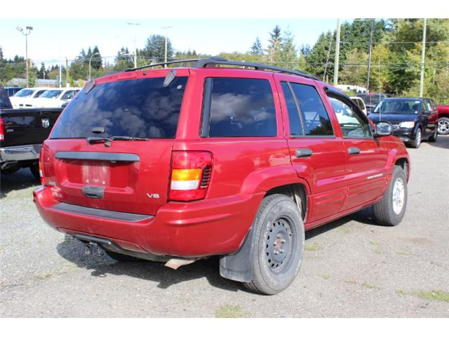 2004 Jeep Grand Cherokee Laredo (Stk: L870873Z) in Courtenay - Image 4 of 9