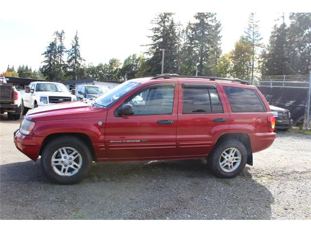 2004 Jeep Grand Cherokee Laredo (Stk: L870873Z) in Courtenay - Image 5 of 9