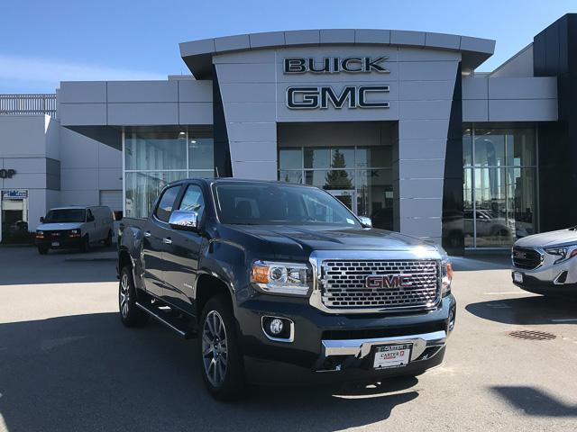 2019 GMC Canyon Denali (Stk: 9CN66560) in Vancouver - Image 2 of 12