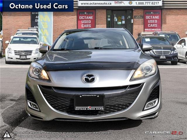 2010 Mazda Mazda3 Sport GT (Stk: ) in Scarborough - Image 2 of 24