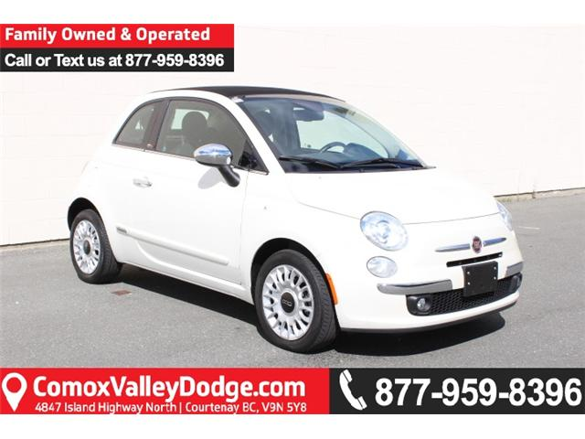 2015 Fiat 500C Lounge (Stk: T733127A) in Courtenay - Image 1 of 30
