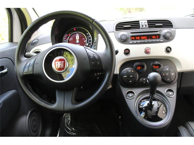 2015 Fiat 500C Lounge (Stk: T733127A) in Courtenay - Image 12 of 30