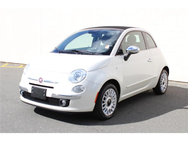 2015 Fiat 500C Lounge (Stk: T733127A) in Courtenay - Image 2 of 30