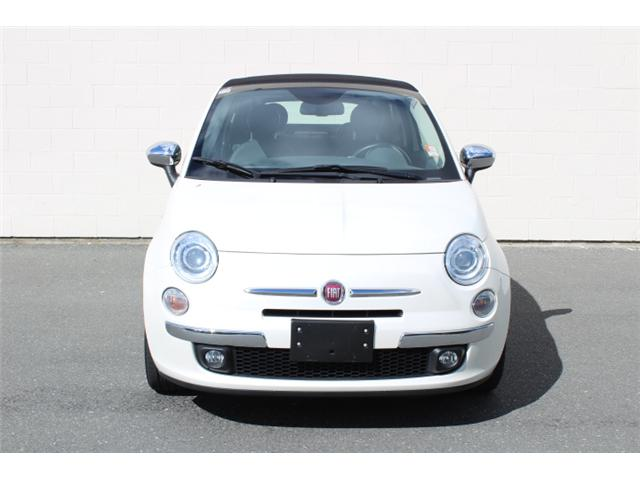 2015 Fiat 500C Lounge (Stk: T733127A) in Courtenay - Image 25 of 30