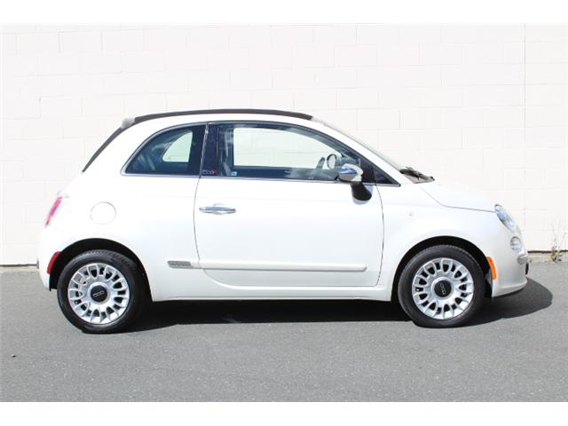 2015 Fiat 500C Lounge (Stk: T733127A) in Courtenay - Image 26 of 30