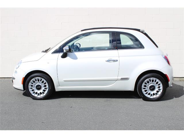 2015 Fiat 500C Lounge (Stk: T733127A) in Courtenay - Image 28 of 30
