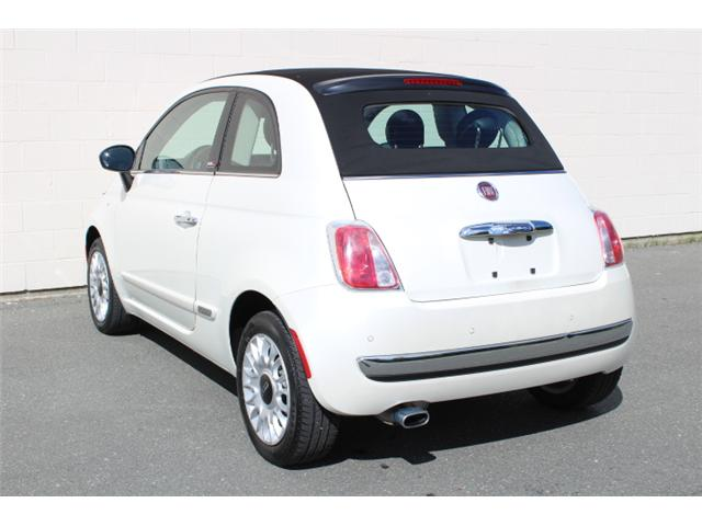 2015 Fiat 500C Lounge (Stk: T733127A) in Courtenay - Image 3 of 30