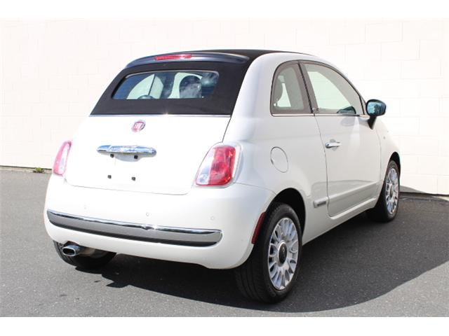 2015 Fiat 500C Lounge (Stk: T733127A) in Courtenay - Image 4 of 30