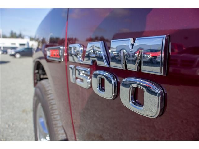 2018 RAM 1500 SLT (Stk: J228588) in Abbotsford - Image 12 of 25
