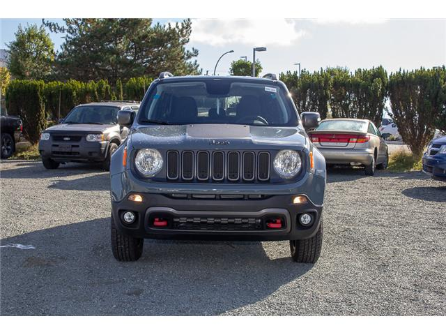 2018 Jeep Renegade Trailhawk (Stk: JJ12804) in Abbotsford - Image 2 of 23
