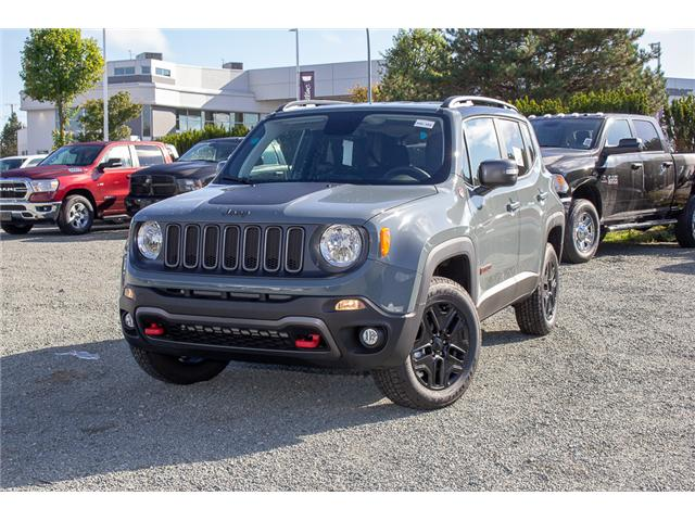 2018 Jeep Renegade Trailhawk (Stk: JJ12804) in Abbotsford - Image 3 of 23