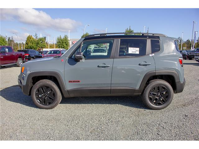 2018 Jeep Renegade Trailhawk (Stk: JJ12804) in Abbotsford - Image 4 of 23