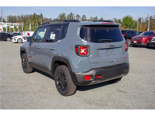 2018 Jeep Renegade Trailhawk (Stk: JJ12804) in Abbotsford - Image 5 of 23