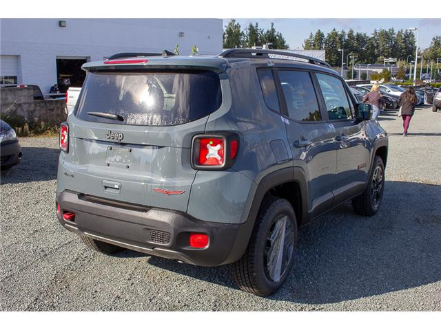 2018 Jeep Renegade Trailhawk (Stk: JJ12804) in Abbotsford - Image 7 of 23
