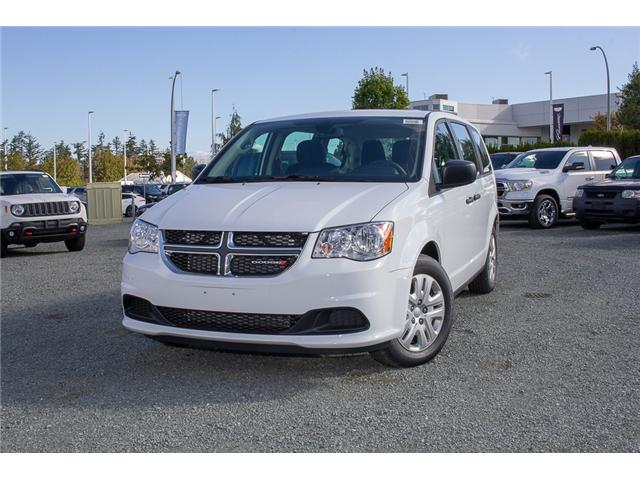 2019 Dodge Grand Caravan CVP/SXT (Stk: K509450) in Abbotsford - Image 3 of 24
