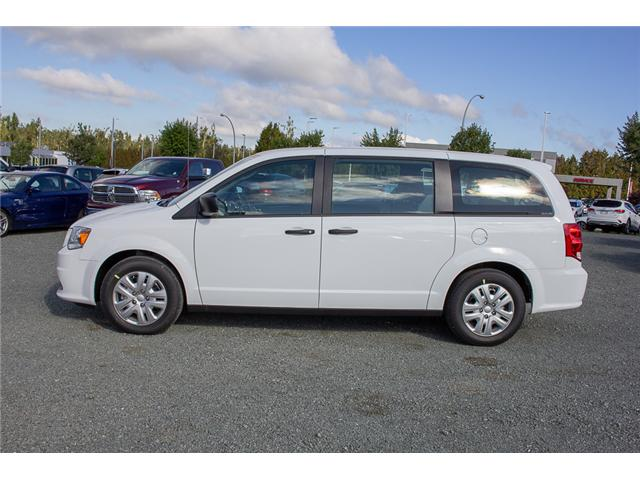 2019 Dodge Grand Caravan CVP/SXT (Stk: K509450) in Abbotsford - Image 4 of 24