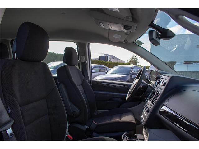 2019 Dodge Grand Caravan CVP/SXT (Stk: K509450) in Abbotsford - Image 17 of 24
