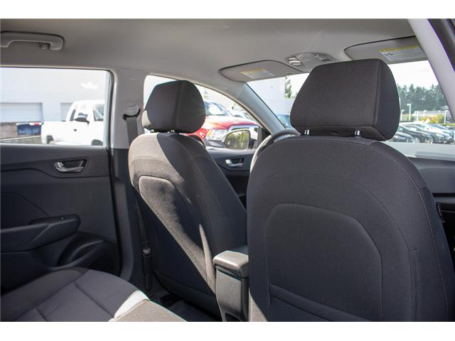 2019 Hyundai Accent Preferred (Stk: KA046630) in Abbotsford - Image 19 of 30