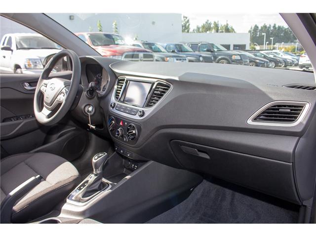2019 Hyundai Accent Preferred (Stk: KA046630) in Abbotsford - Image 21 of 30