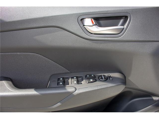 2019 Hyundai Accent Preferred (Stk: KA046630) in Abbotsford - Image 23 of 30