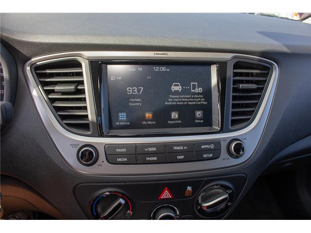 2019 Hyundai Accent Preferred (Stk: KA046630) in Abbotsford - Image 20 of 30