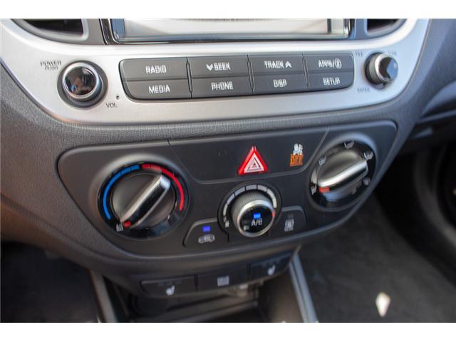 2019 Hyundai Accent Preferred (Stk: KA046630) in Abbotsford - Image 10 of 30