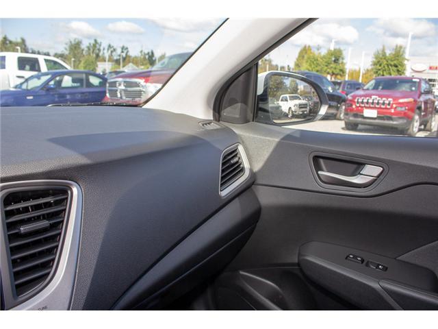 2019 Hyundai Accent Preferred (Stk: KA046630) in Abbotsford - Image 12 of 30