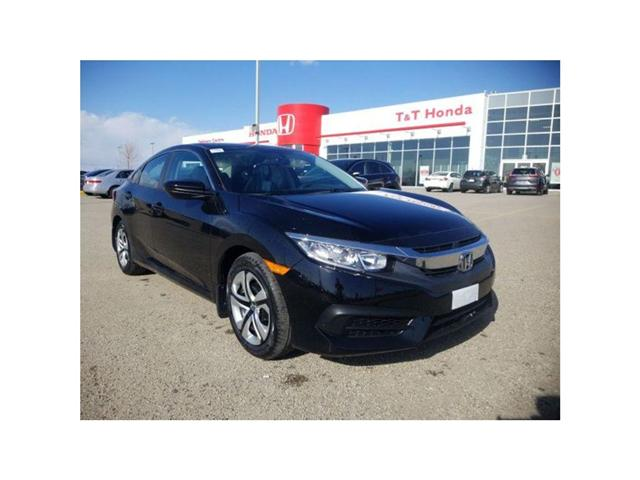 2018 Honda Civic LX (Stk: 2181346) in Calgary - Image 1 of 9
