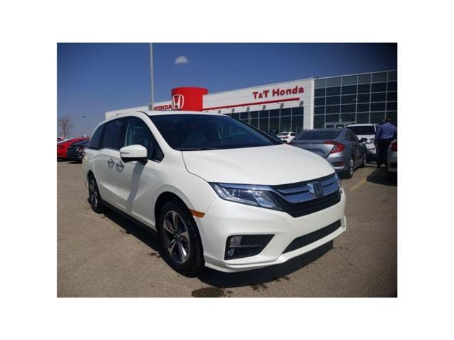 2019 Honda Odyssey  (Stk: 2190097) in Calgary - Image 1 of 9