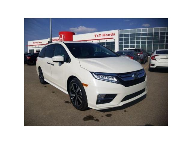 2019 Honda Odyssey Touring (Stk: 2190100) in Calgary - Image 1 of 9
