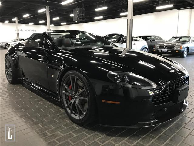 Used Aston Martin V Vantage For Sale In Oakville Car Lounge - Used aston martin v8 vantage