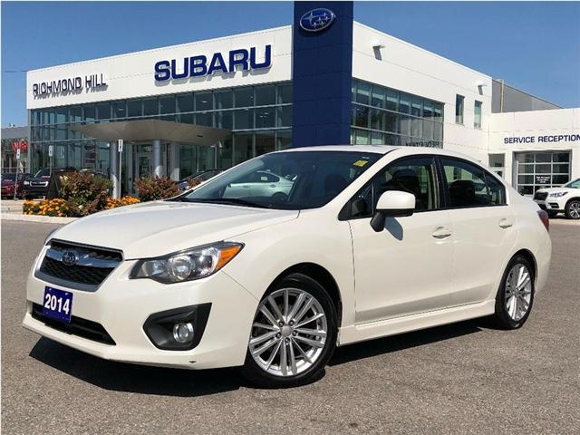 2014 Subaru Impreza 2.0i (Stk: P03713) in RICHMOND HILL - Image 1 of 17