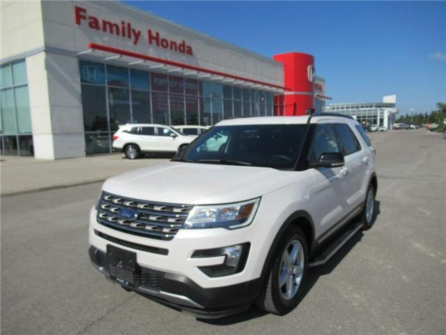 2016 Ford Explorer XLT, SUCH A CLEAN SUV! (Stk: 8501108A) in Brampton - Image 1 of 30