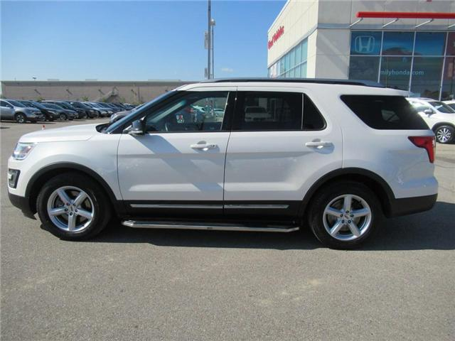2016 Ford Explorer XLT, SUCH A CLEAN SUV! (Stk: 8501108A) in Brampton - Image 2 of 30